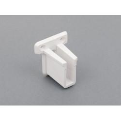 Крепление - карман для сетчатой полки белый          (К1(Б))