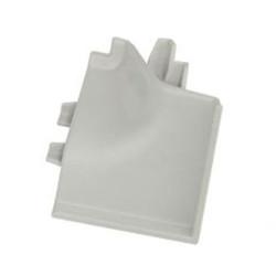 Угол внутренний Rehau 118 серый (12523691010)