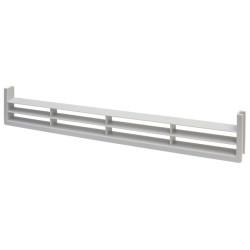 Решетка вентиляционная для цоколя,пластик                                        Ц.К (21/90.449.GA)