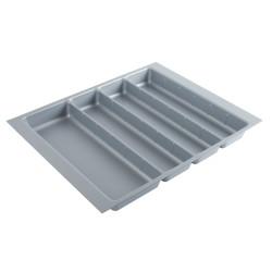 Лоток для столовых приборов серый 530*480*60 мм     Boyard  (PC01/GR/530*480)