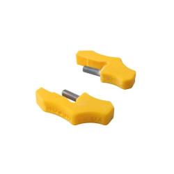 Упор переходник для кондуктора втулки 5 мм (для плиты 18мм) (2шт=1кмпл.)            (УС-24