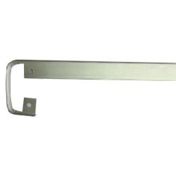 Соединение столешницы прямое алюм. 600*56 мм