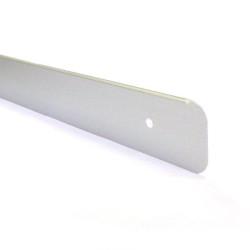 Окончание столешницы алюм.универсальное 600*56 мм