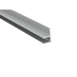 Соединение  д/фальш панели угловое алюм. 600*4 мм
