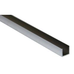 Планка торцевая 6мм д/фальш панели (3м)