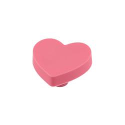 """Ручка детская """"Сердце розовое""""                                                   GTV  (UM-HEART-RZ)"""
