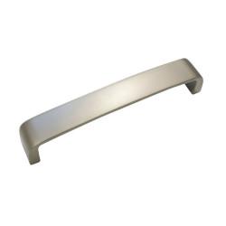 Ручка-скоба  широкая 128 мм, сатин
