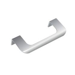 Ручка торцевая   96 мм хром (RT006CP.1/96)