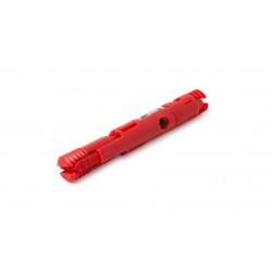 Однокомпонентная стяжка дюбель усиленная D8мм L55мм  (заглушка П944 отдельно)     HAFELE(262.11.117)