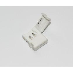 Коннектор (соединитель) для диодной ленты  5050 в силиконе      (LR28-WP)