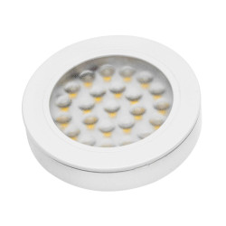Светильник диодный 12 В, цвет белый,  холодный белый 1,7W  VASCO