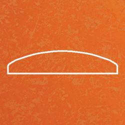 Профиль МДФ 0810  оранжевый шёлк 5040