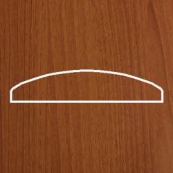 Профиль МДФ 0810  орех  A.CEVIZ 1070