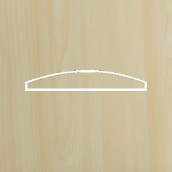 Профиль МДФ 0815  клён  Ванкувер A.AGAC 1010