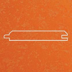 Профиль МДФ 0840  оранжевый  5040