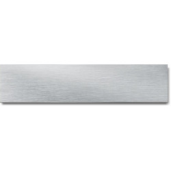 Кромка ПВХ 42/2 алюминий 1661