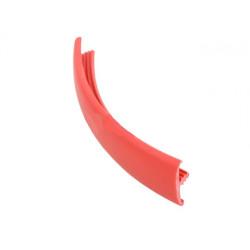 ТП Профиль 16 мм однотонный красный