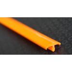 ТП Профиль 16 мм однотонный оранжевый  (ВК 128)