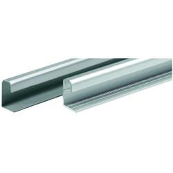 Ручка-профиль 2500 мм для толщины фасда 18-19 мм               Hettich (9209756)
