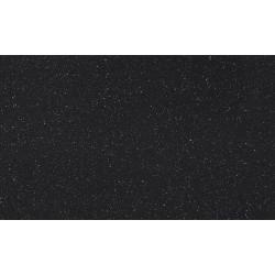 Столешница глянцевая 4100*600*38 мм Андромеда черная  1052/1   КЕДР