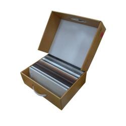 Образцы CLEAF чемодан - ЗОЛОТОЙ (18шт)