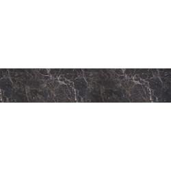 Кромка 3000*44мм Мрамор марквина черный  3029/1