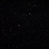 Кромка 3000*44мм Андромеда черная  1052/1