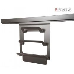 Полка для  крышек и сковородок, тефлон     L-305   H-373       SIBUS           Boyard (SRK523/TFL)