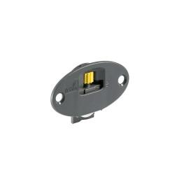 Нижний ходовой элемент для вкладной двери          Hettich (9103717)