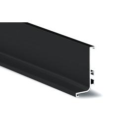 Профиль верхний L- образ. 4,05 м черный матовый