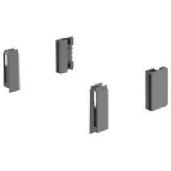 Адаптер TopSide IA H 144 , темно-серый под вставку 4 мм                       (к-кт)