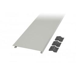 Передняя стенка для внутреннего ящика START  L- 1200 мм   Серый               Boyard (SBW08/GR/1200)