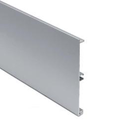 Цоколь алюминиевый 100мм  4100 мм                                              A (5455)