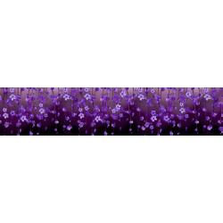 МДФ глянец стен .влагоустойч. 2800х600х6       (AF 62 л)