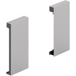 Соединители для передней панели   H=94 мм внутреннего ящика  AT   Серый       Hettich (9123083)