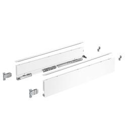 Комплект боковин Avantech You   450/101 мм , Белый (Направляющие отдельно!!!)  Hettich (9255288)Комп