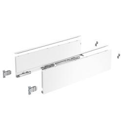 Комплект боковин Avantech You   500/139 мм , Белый (Направляющие отдельно!!!)  Hettich (9255298)