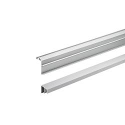 Коплект профилей Top Line L 2300 мм (Верх+низ)                Hettich (9277164)