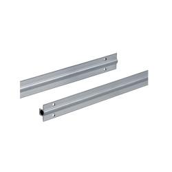 Стяжка-выпрямитель для тонких дверей 10-12 мм высотой  (2 шт) Hettich (9280180) / (407.91.922)