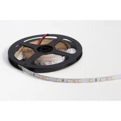 Светодиодная лента 2835, нейтральный  4200 К, (5 мм) без силикона 12 В, 9,5 Вт/м(120 д/м)