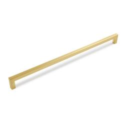 Ручка скоба QUADRA матовое золото L-320 мм                                  Boyard (RS043MBSG.4/320)