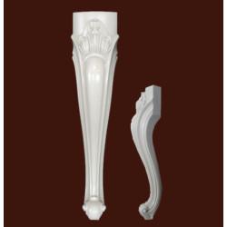 Ножка декор  435мм (SY 12182 #)