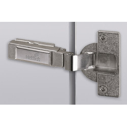 Петля intermat 9935 для профильных дверей, угол 95гр, чашка th22d40, вкладная навеска(b-3)