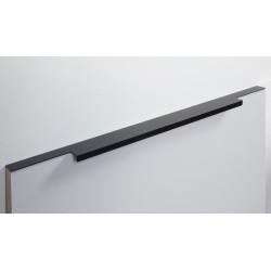 Ручка торцевая RAY,черный матовый   450 мм                                Boyard (RT109BL.1/000/450)