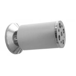 Опора металлич. регулир. цилиндрич. 50/100 сатин N302CP/SC.1