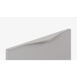 Ручка торцевая ERA,никель   256/450                                      Boyard (RT108SST.1/256/450)