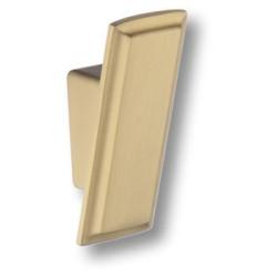 Крючок одинарный,матовое золото                                                  BRASS (7104010MP35)