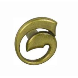 Ручка кнопка,бронза                                                               (WPO.637.033.00D1)