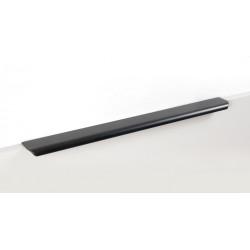 Ручка торцевая MONTE,черный матовый   500 мм                              Boyard (RT110BL.1/000/500)