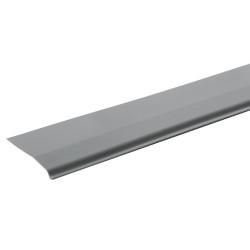 Декоративный профиль Top Line XL L=2000 мм для передней двери, пластик серый     Hettich (9278801)